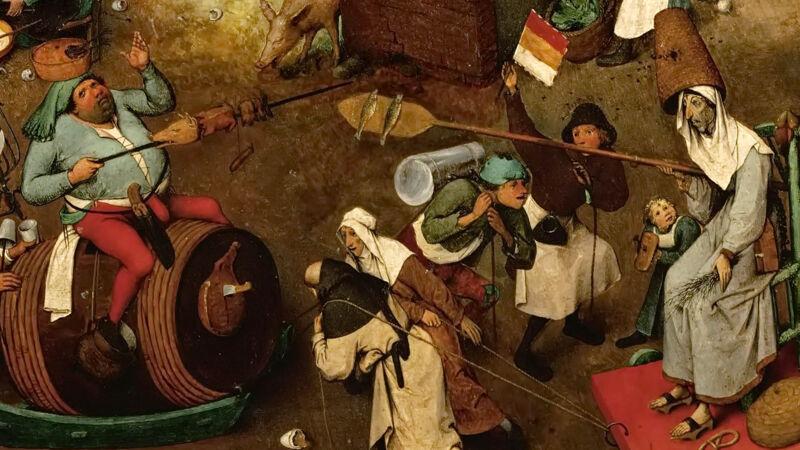 П брейгель старший фото картин крестьяне