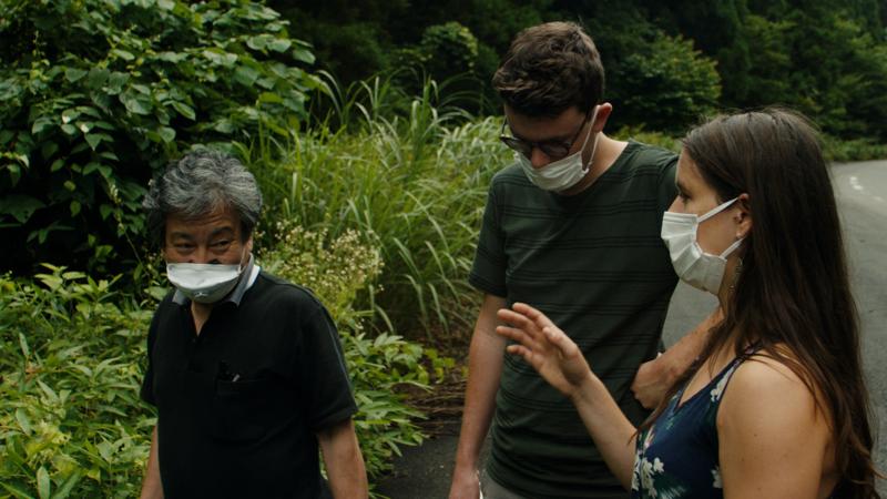 Jonas en Natalie trekken onder andere naar Fukushima om de gevolgen van de kernramp te ontdekken.