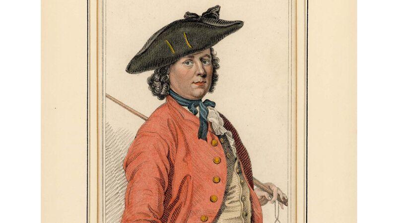 Hannah Snell (ca. 1750), Engelse transgender-vrouw die als soldaat diende