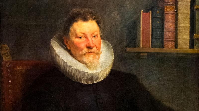 P.P. Rubens: portret van Jan Brant