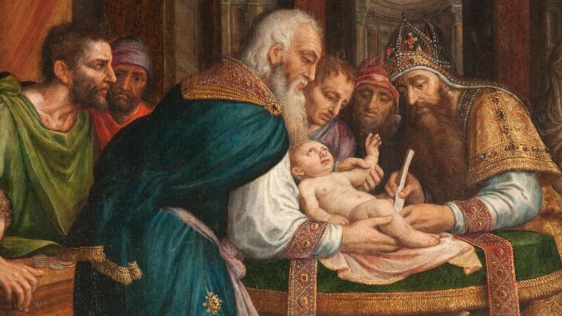 De Heilige Voorhuid Van Antwerpen Canvasbe