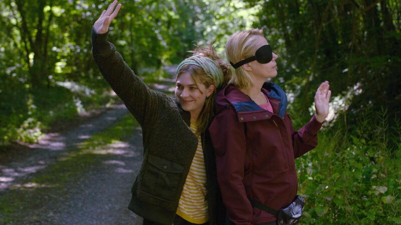 Judith en Thilly zijn aangekomen in de Ardennen. Zal Judith kunnen herbronnen?