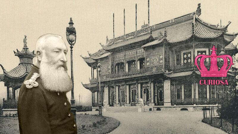 Het Chinees restaurant van Leopold II