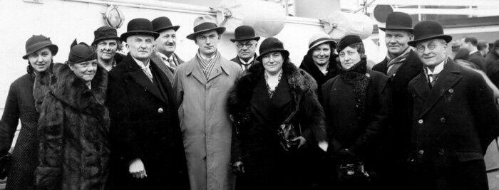 Foto uit 1933