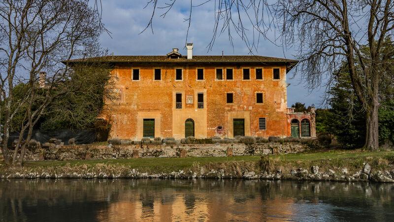 Villa Ottelio Savorgnan in Ariis: is dit het echte huis van Julia?