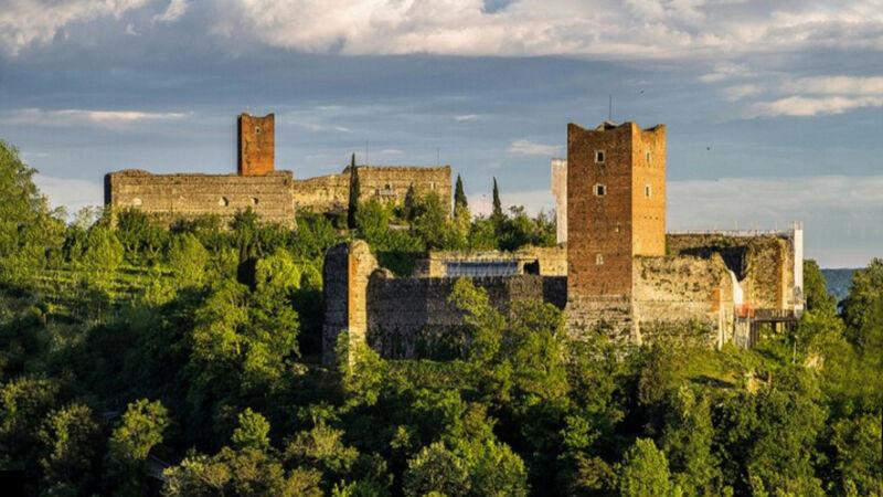De kastelen van Montecchio Maggiore