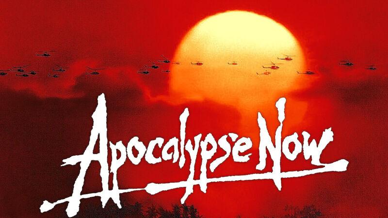 Filmposter van 'Apocalypse now' (1979)