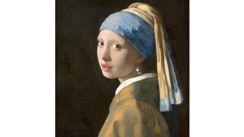 Johannes Vermeer: Meisje met de parel (ca. 1665)