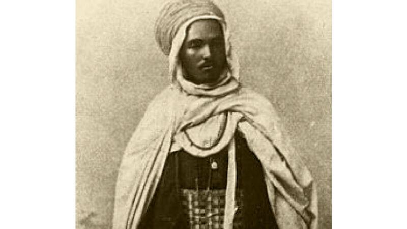 Bou Hamara, foto uit 1903