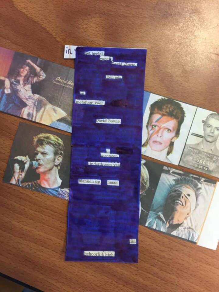 Ode aan David Bowie