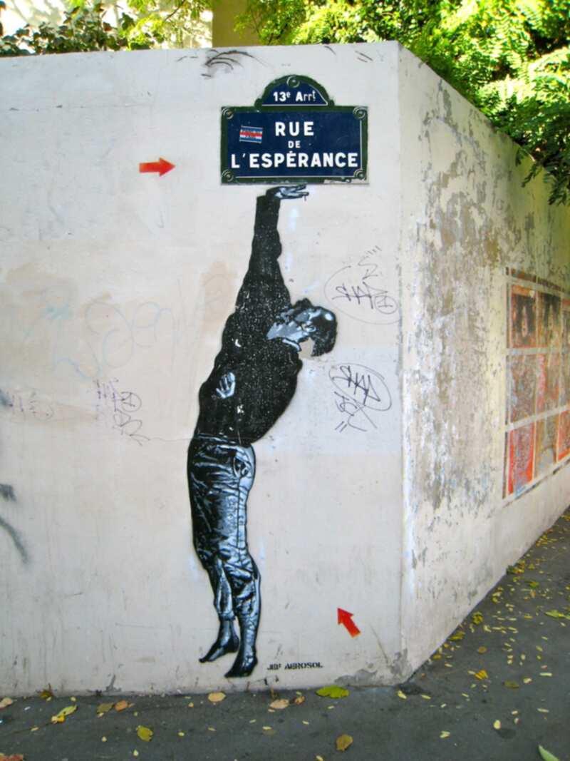Er is nog hoop in Parijs.