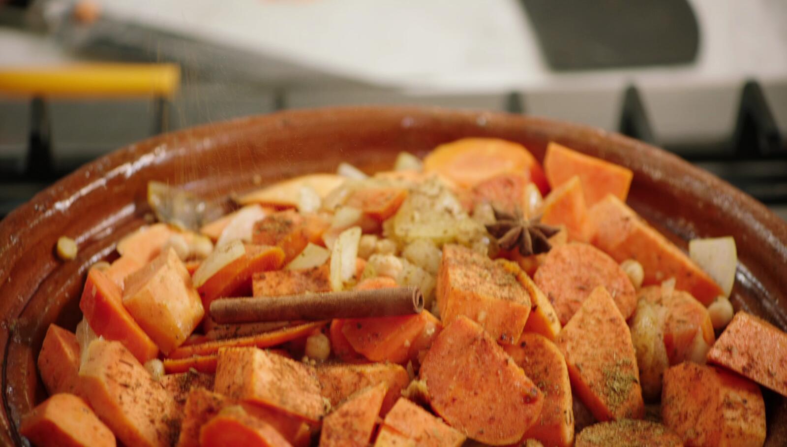 recepten met zoete aardappel jeroen meus