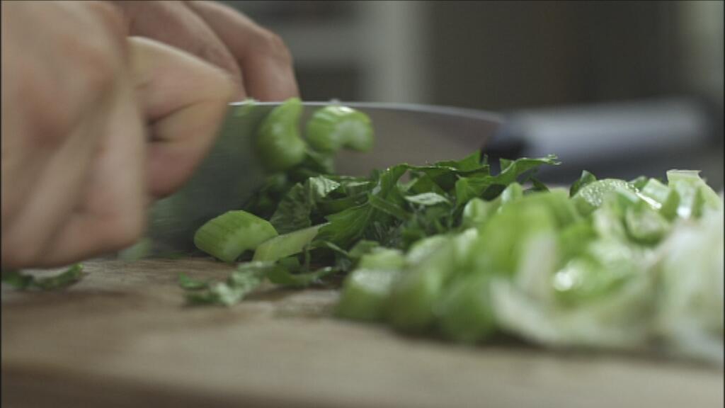 bereiding mosselen met groenten