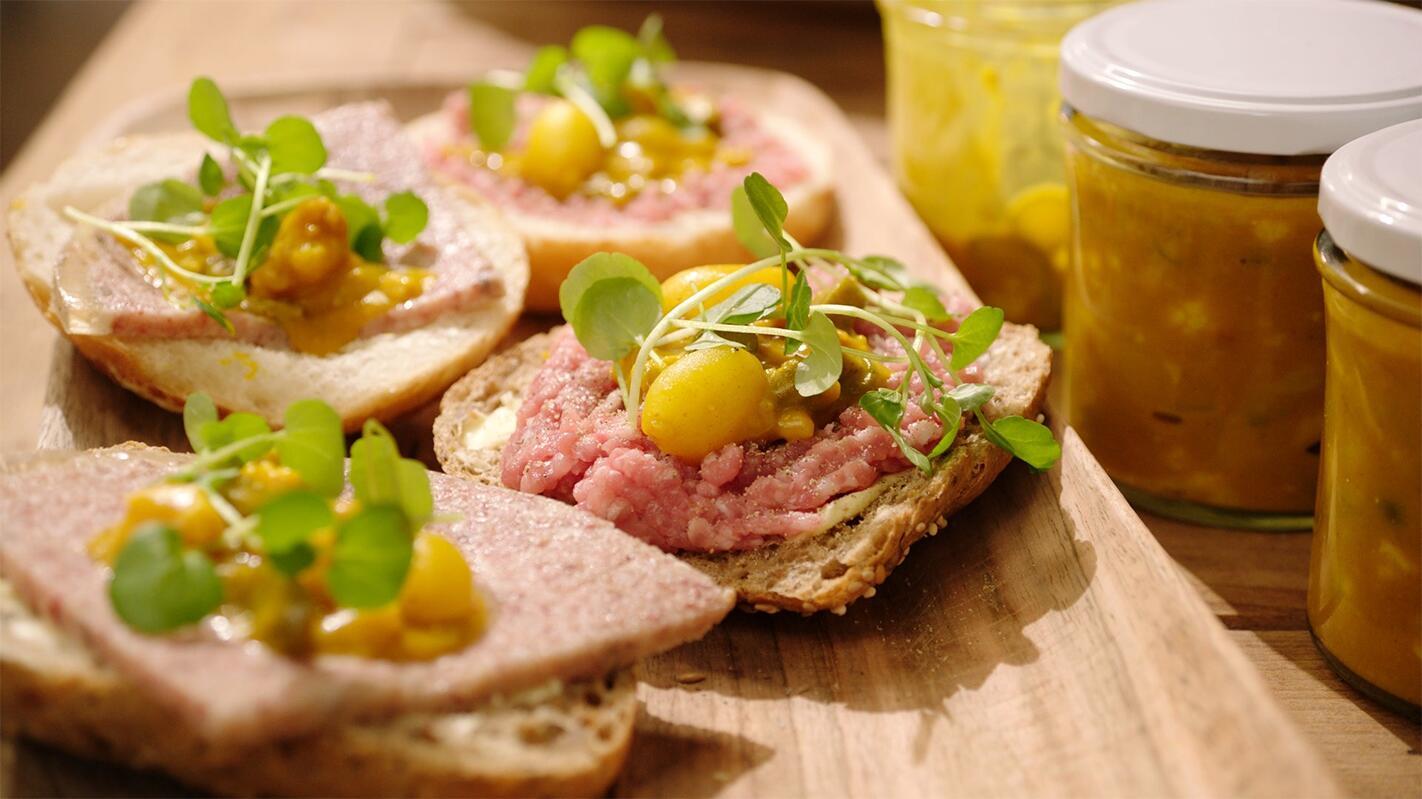 Belgische pickles