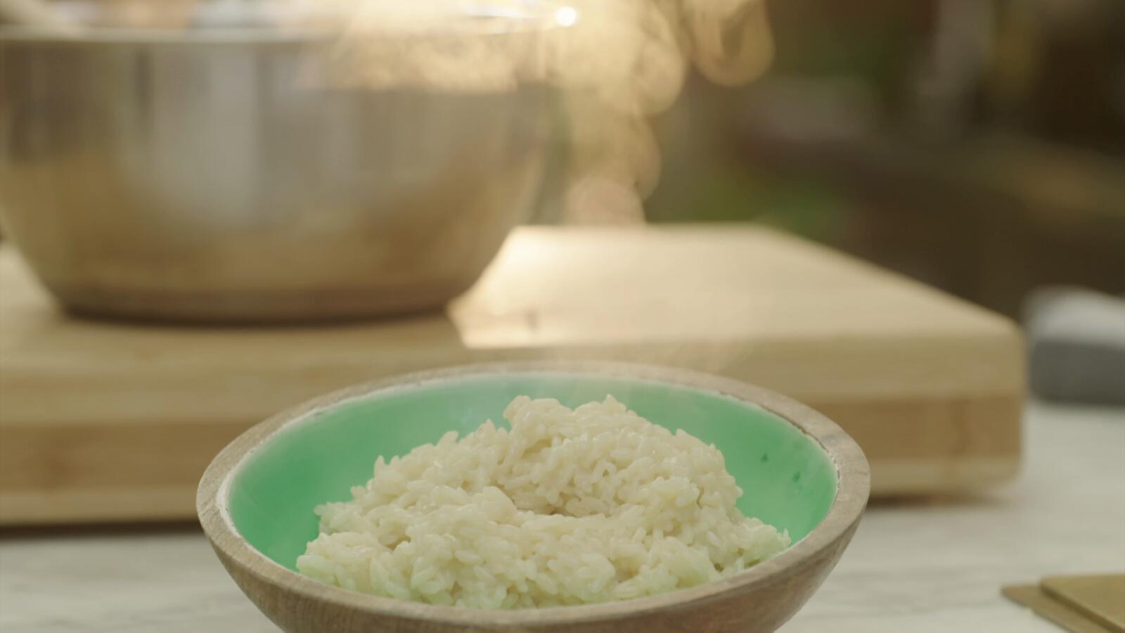 Klassieke rijst (pilav)