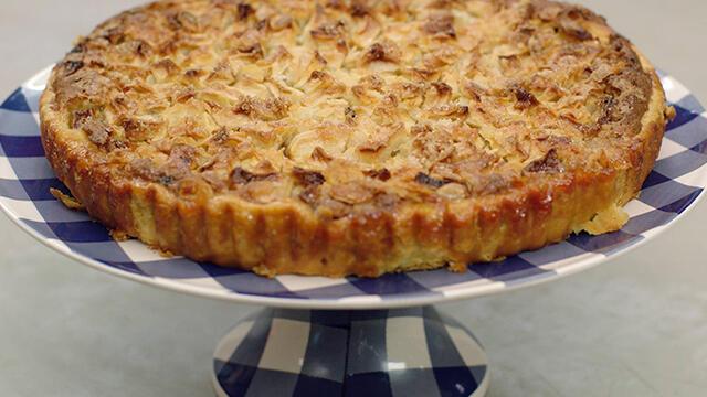 recept appeltaart met bladerdeeg