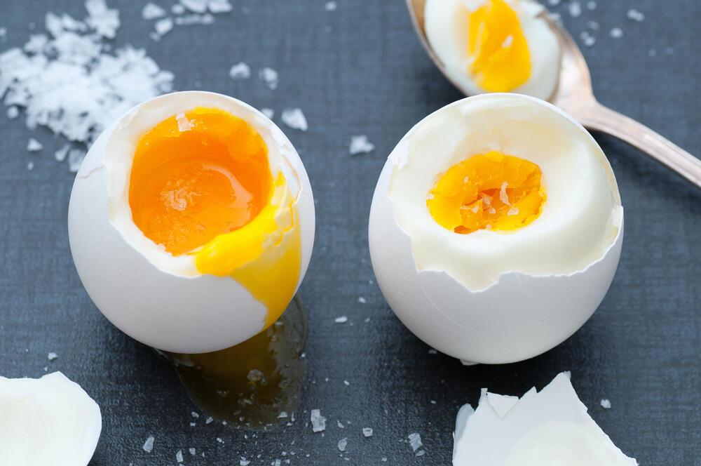 hoe lang zacht gekookt eitje koken