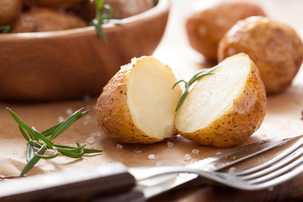 aardappelen per persoon gram