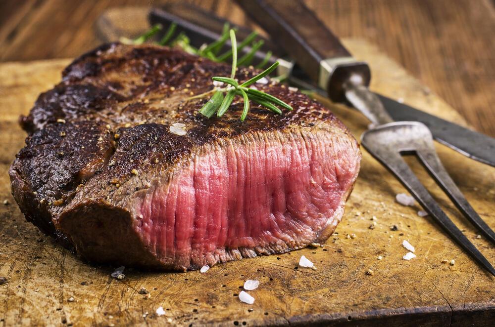 hoe steak bakken