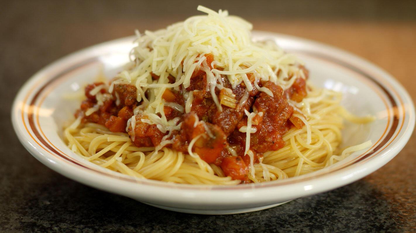 spaghetti invriezen