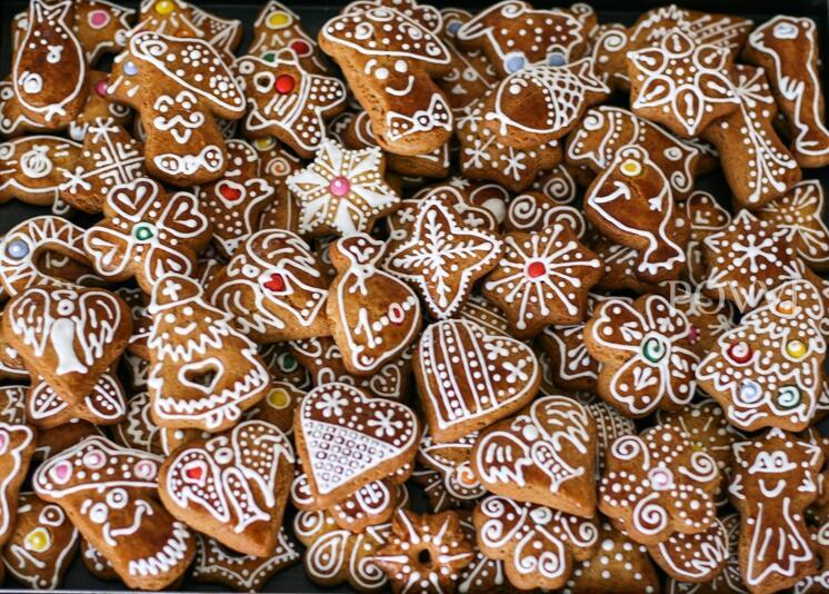hoe maak je glazuur voor op koekjes