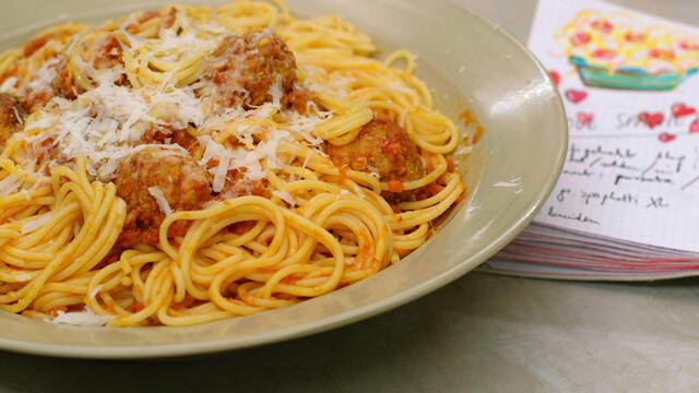 Love spaghetti