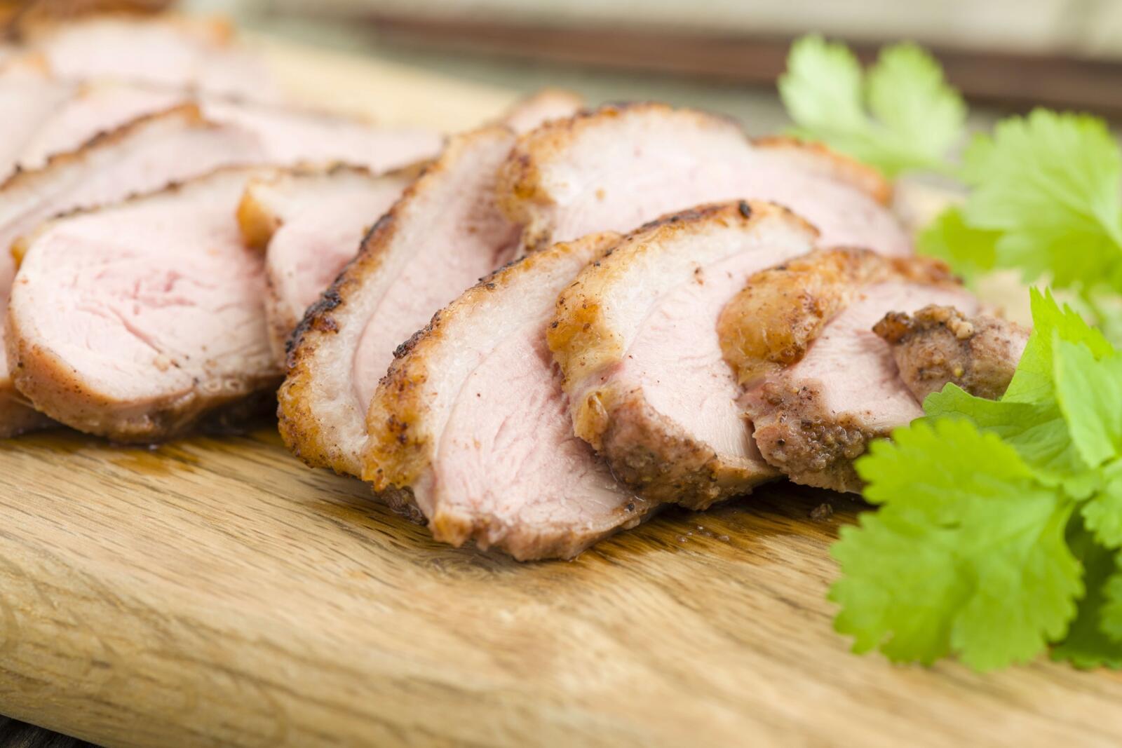 vlees opwarmen oven