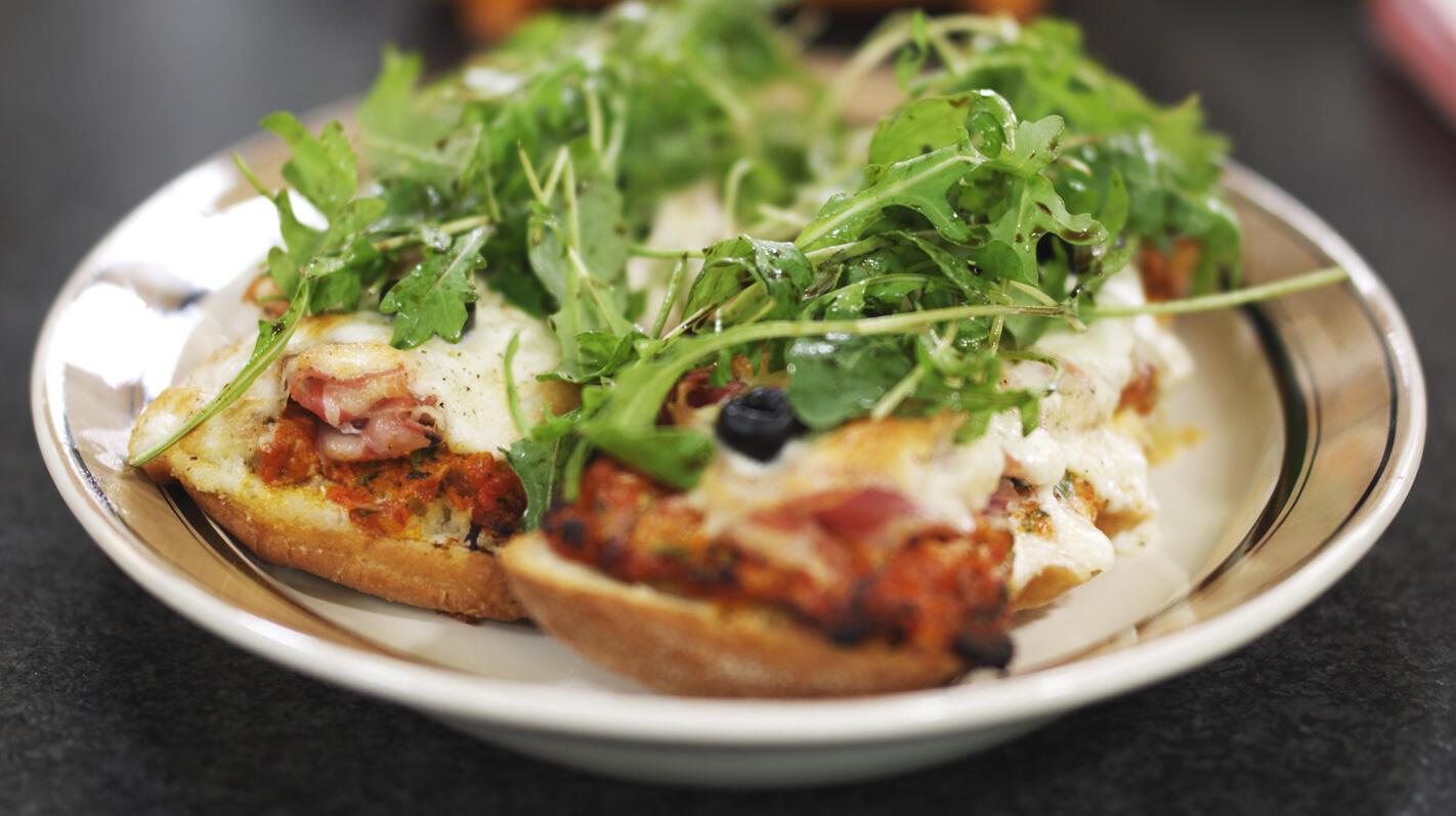 Pizzabaguette
