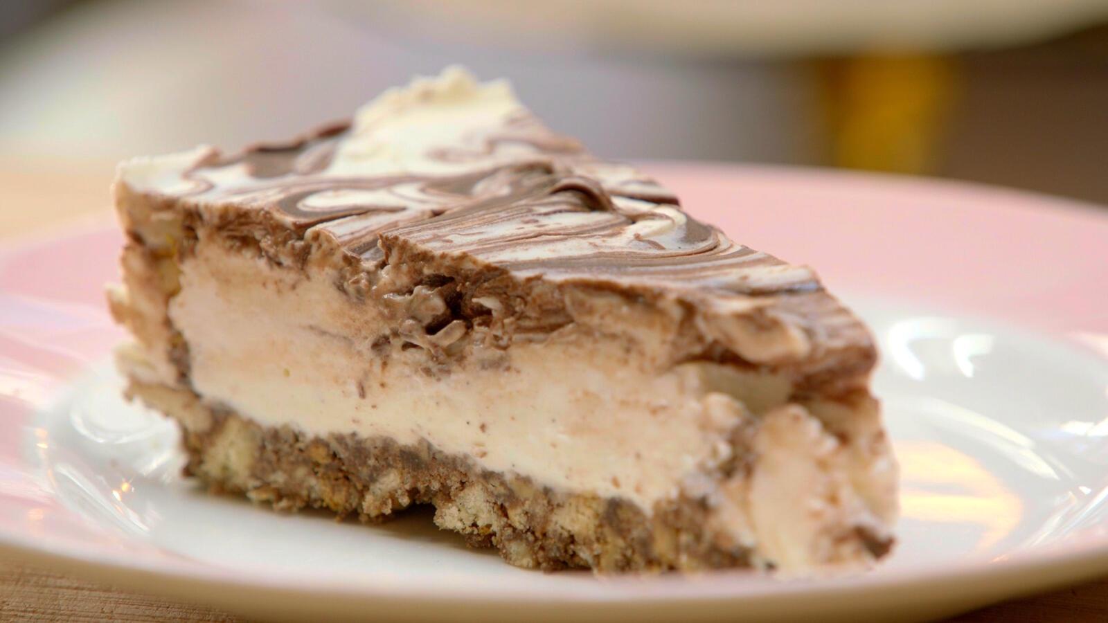 Chocoladecheesecake