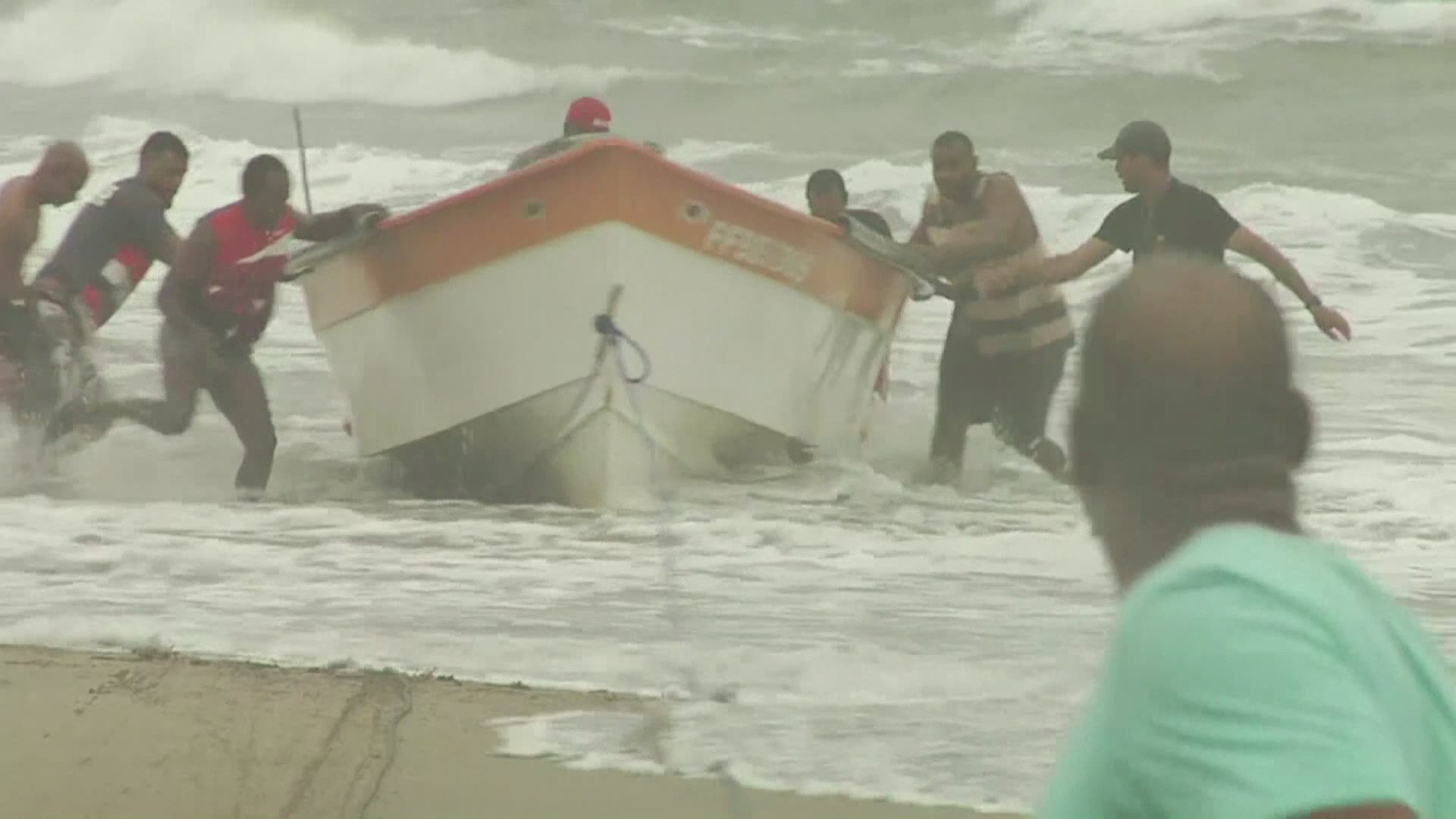 """Maria als orkaan van zwaarste categorie over Caraïben: """"Dominica is compleet verwoest"""""""