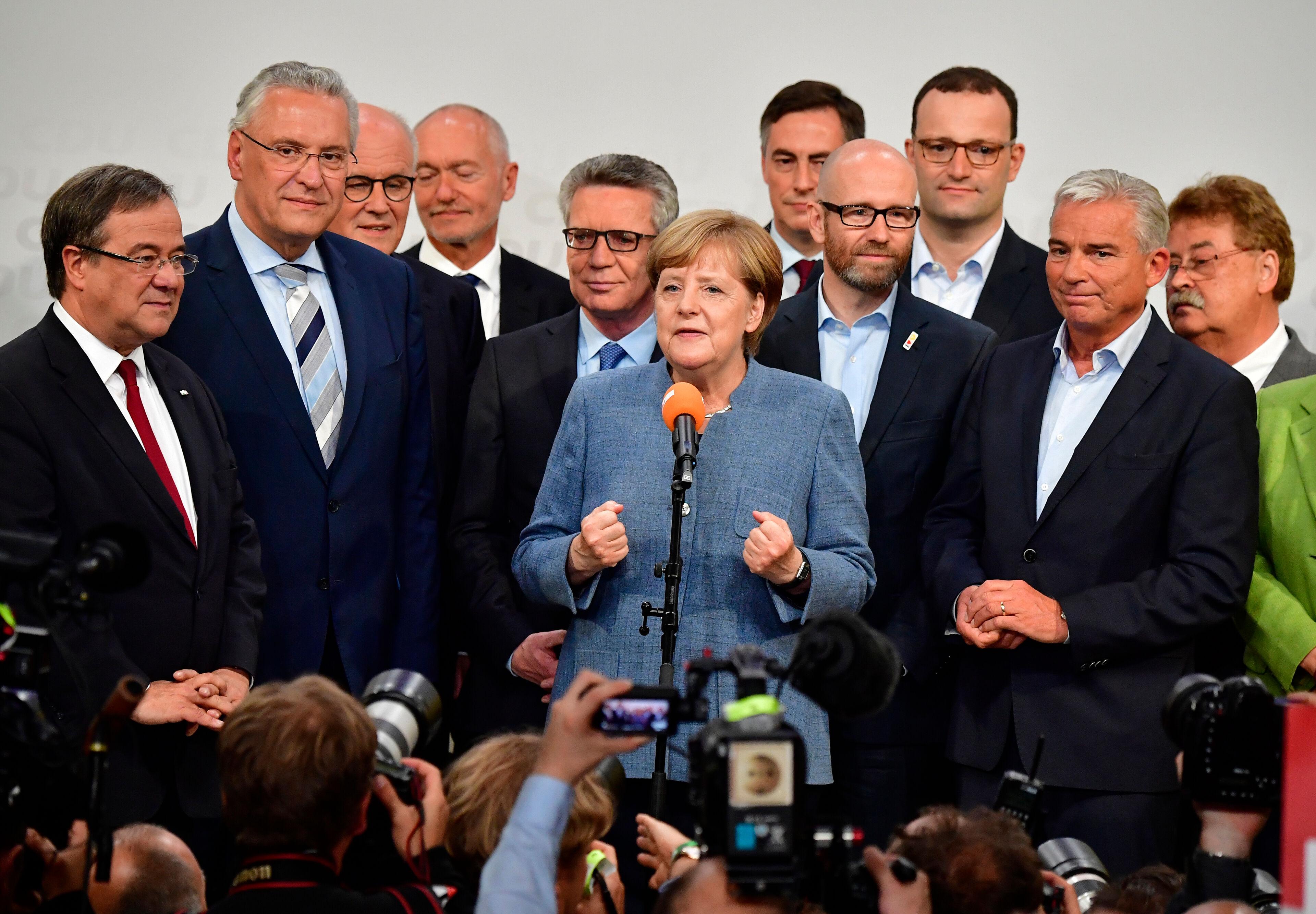 Hoe moet het nu verder in Duitsland?