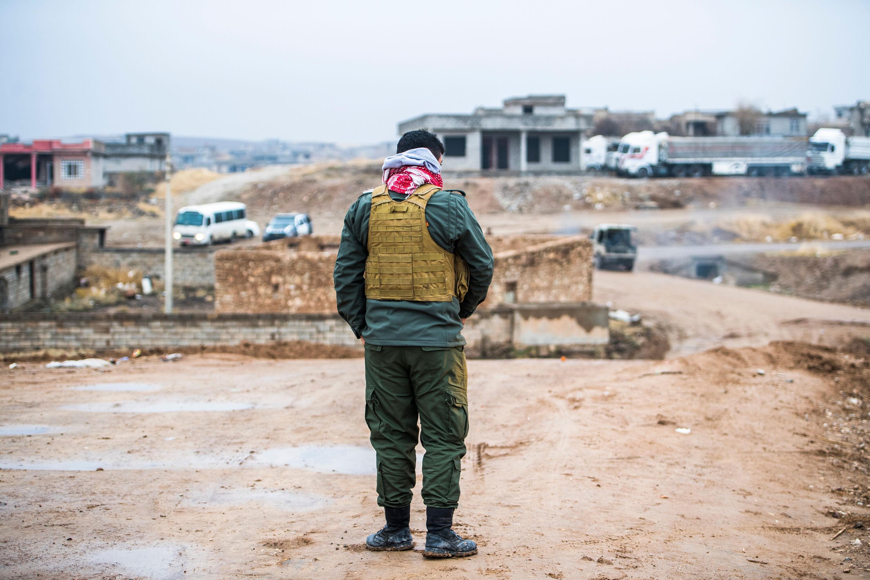Belgische leger schort missie voor de opleiding van Koerdische troepen in Irak gedeeltelijk op
