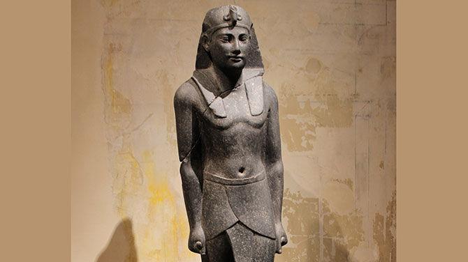 Vulkaanuitbarstingen speelden laatste Egyptische dynastie lelijk parten