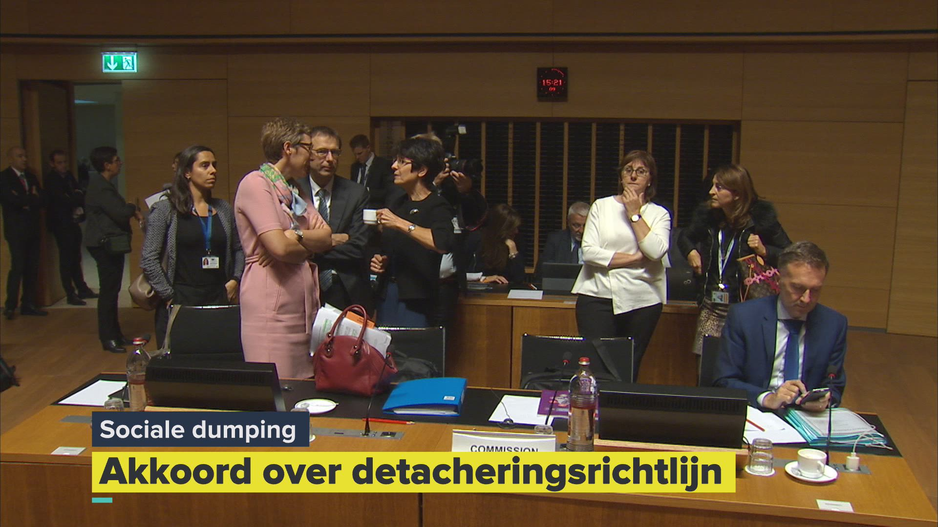 Eindelijk Europees akkoord over detachering: sociale dumping aan banden gelegd?