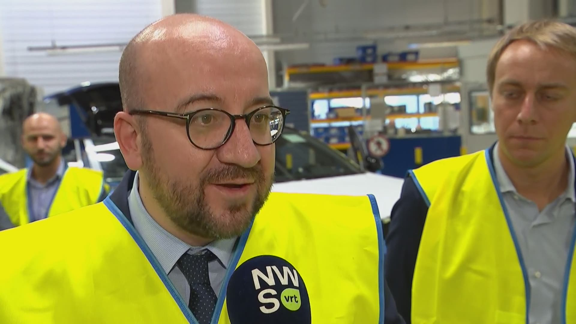 """Michel na slechte punten van EU: """"Ik blijf op mijn lijn en op die van de regering"""""""