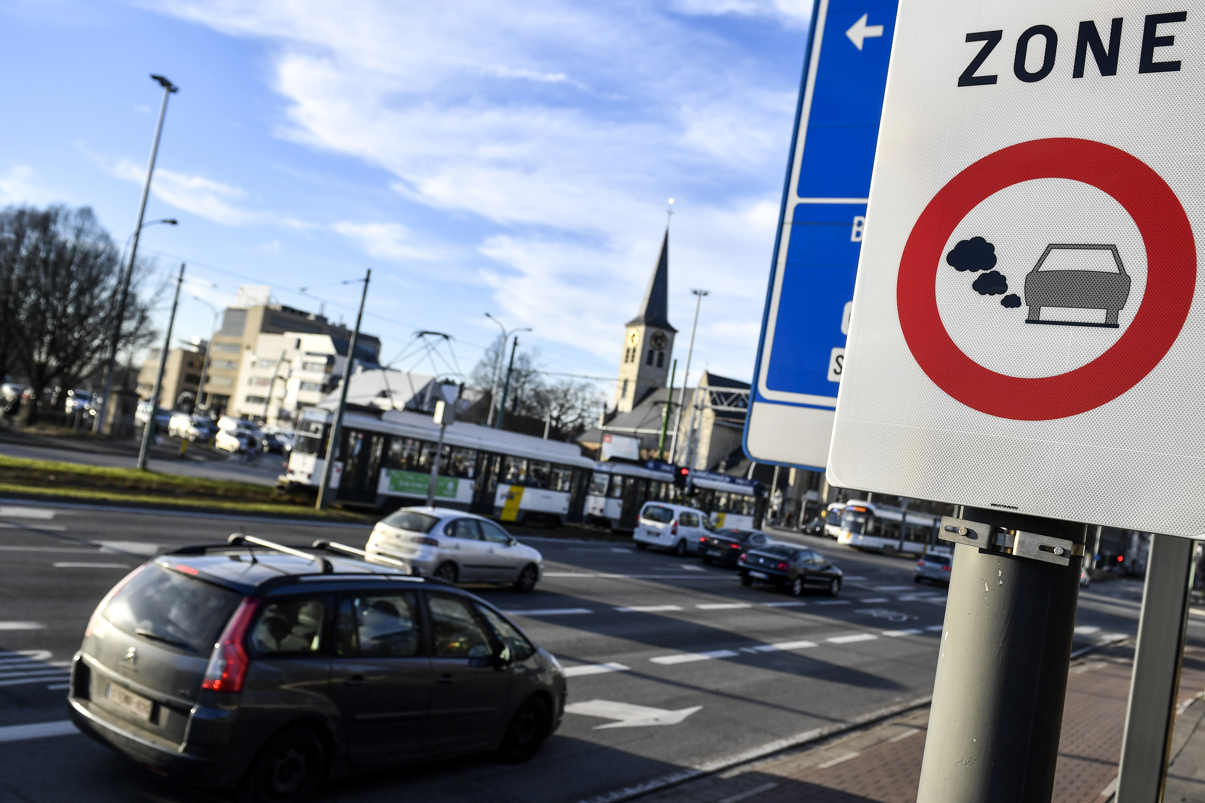 Groen wil lage-emissiezone voor heel Vlaanderen