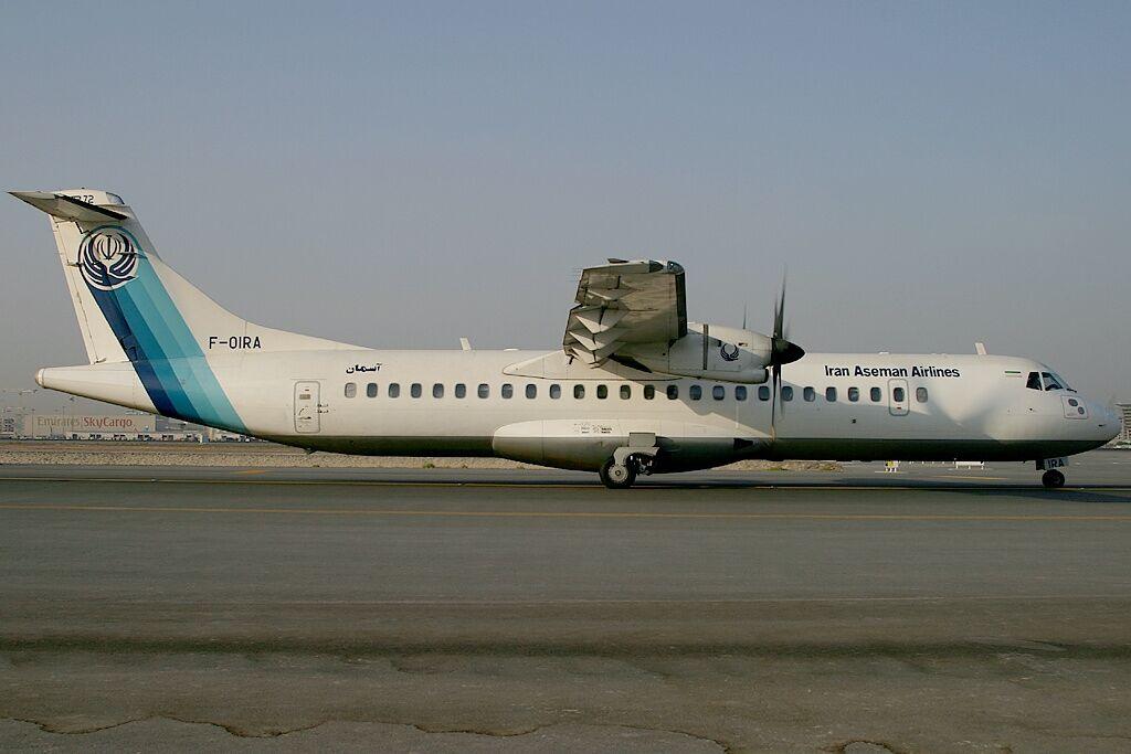 Vliegtuig met 66 inzittenden stort neer in Iran: alle inzittenden omgekomen