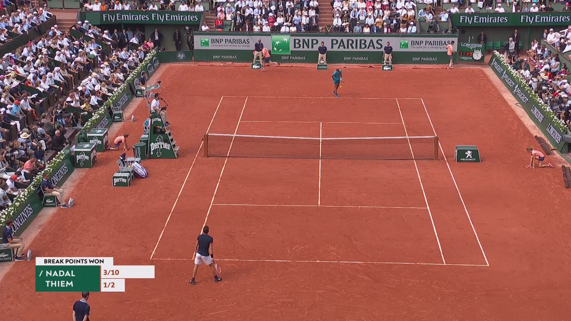 Roland Garros Handdoek.Anticlimax Serena Williams Haakt Geblesseerd Af Op Roland Garros