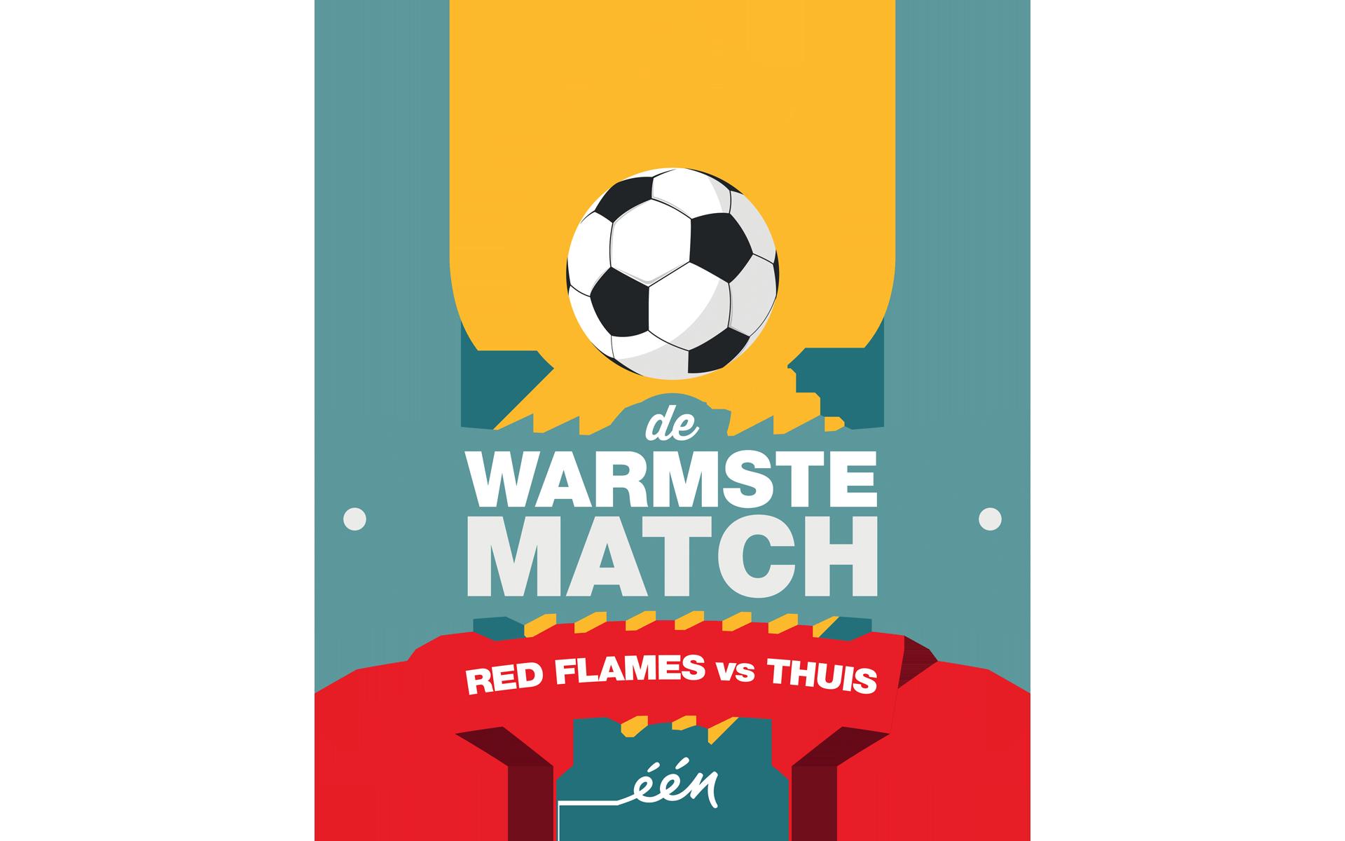 De warmste match