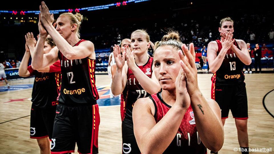 Oostende mag olympisch kwalificatietoernooi Belgian Cats organiseren - Sporza.be