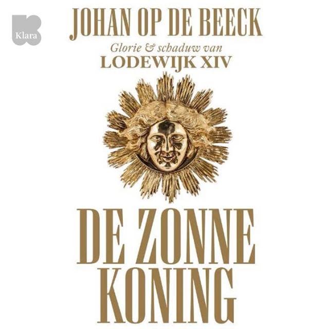 De Zonnekoning met Johan Op de Beeck logo