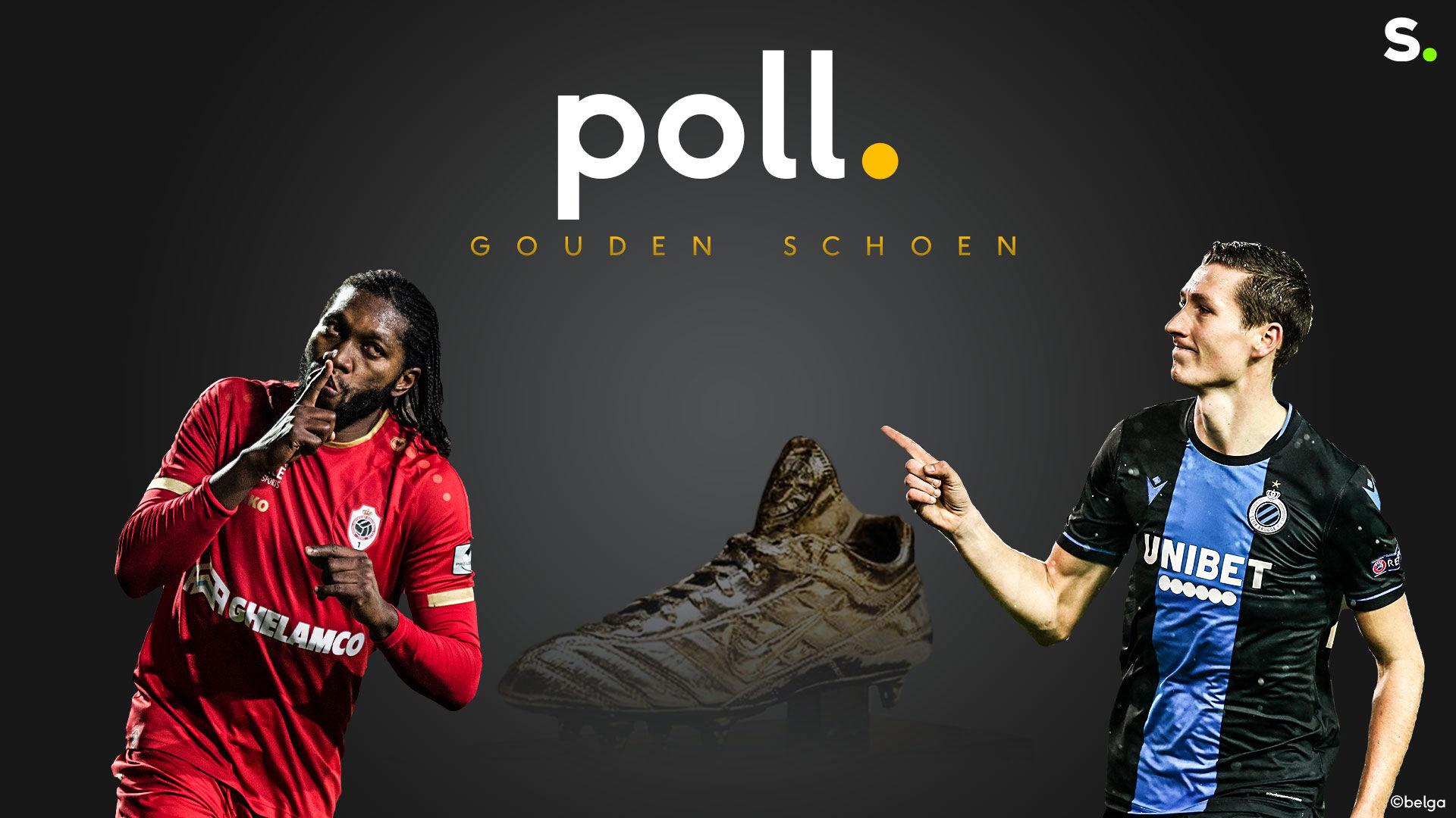 POLL: Dieumerci Mbokani of Hans Vanaken? Wie verdient de Gouden Schoen?