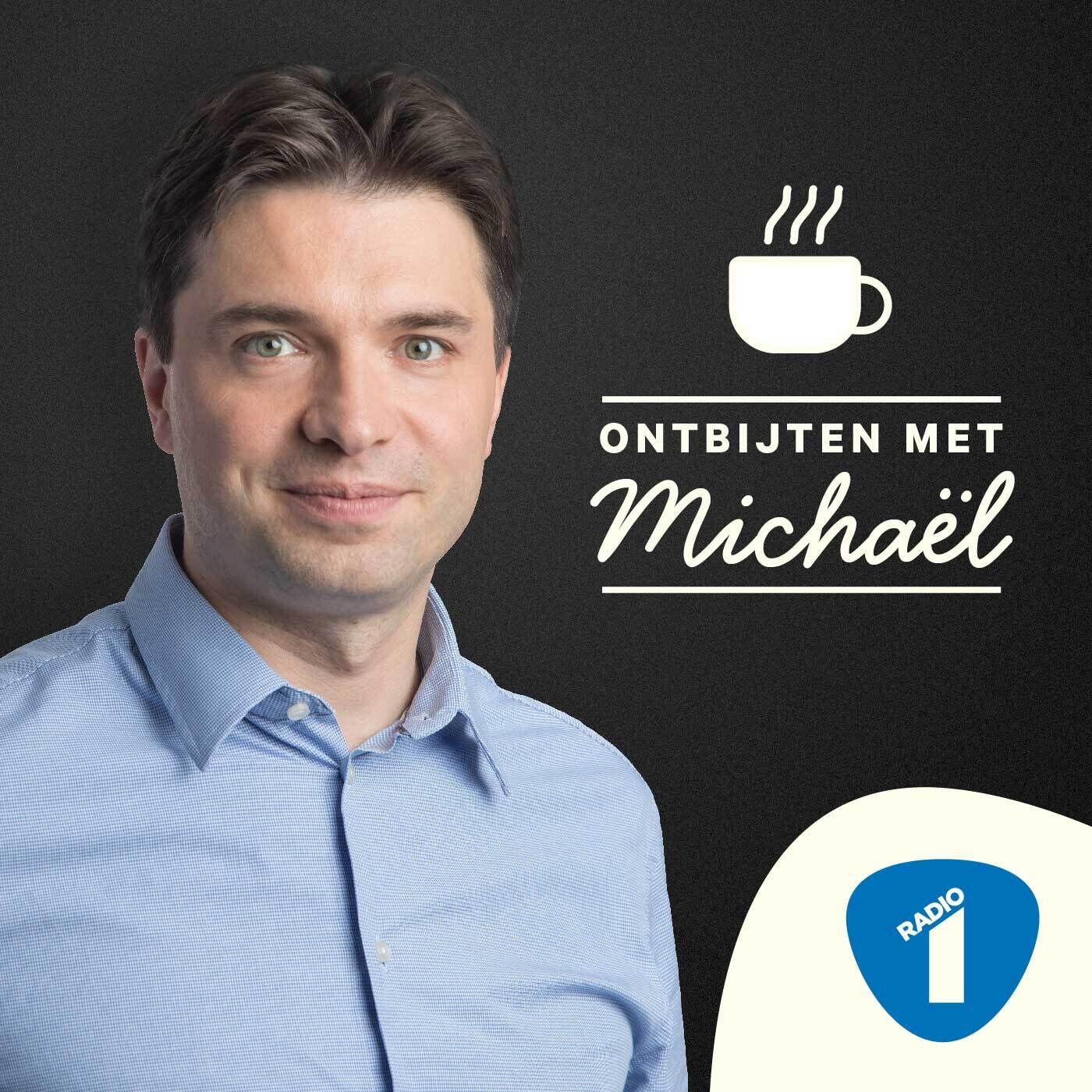 Ontbijten met Michaël logo