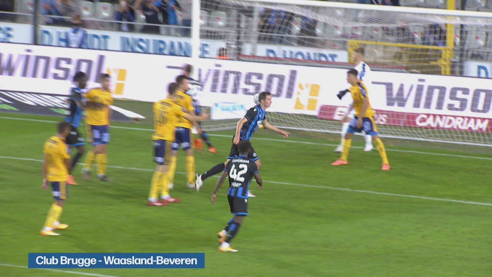 Het Journaal 13u Met O A Het Verslag Van Club Brugge Waasland Beveren En Ohl Standard Jupiler Pro League Sporza