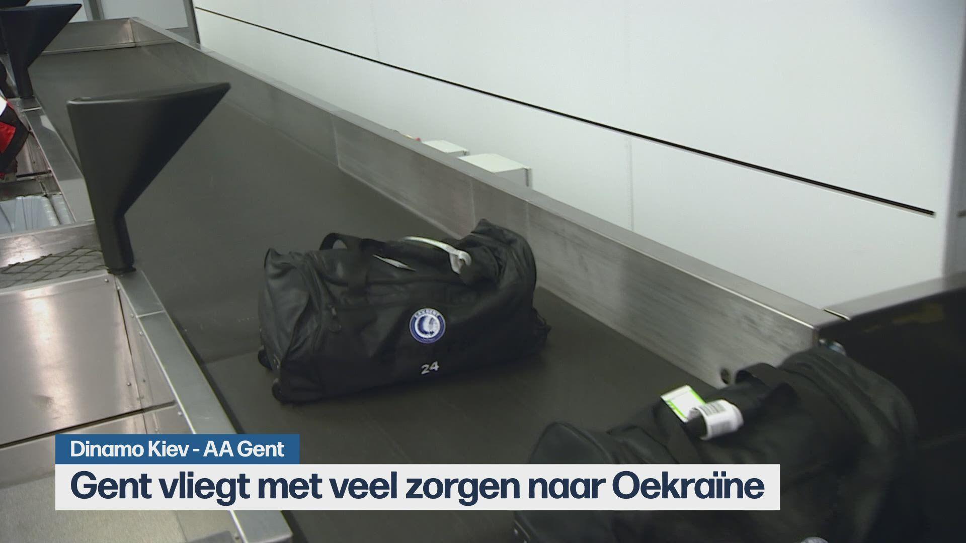 AA Gent vliegt met veel zorgen naar Kiev | Champions League
