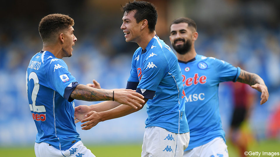 Napoli Puts Corona Worries Away With A Handsome Victory