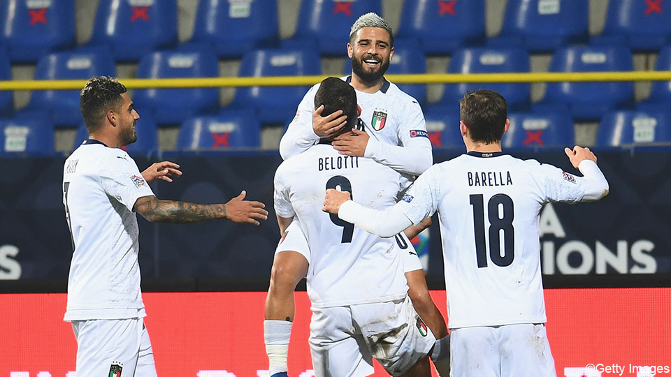 Italy makes no mistake and is in Final 4 | together with ...