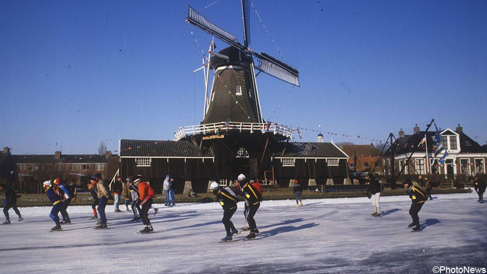 Wennemars over Elfstedentocht: