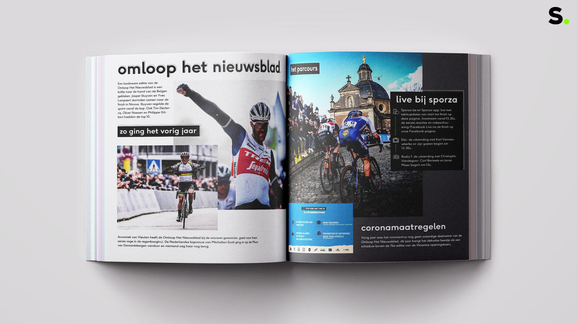 Het nieuwsblad omloop Flanders Classics