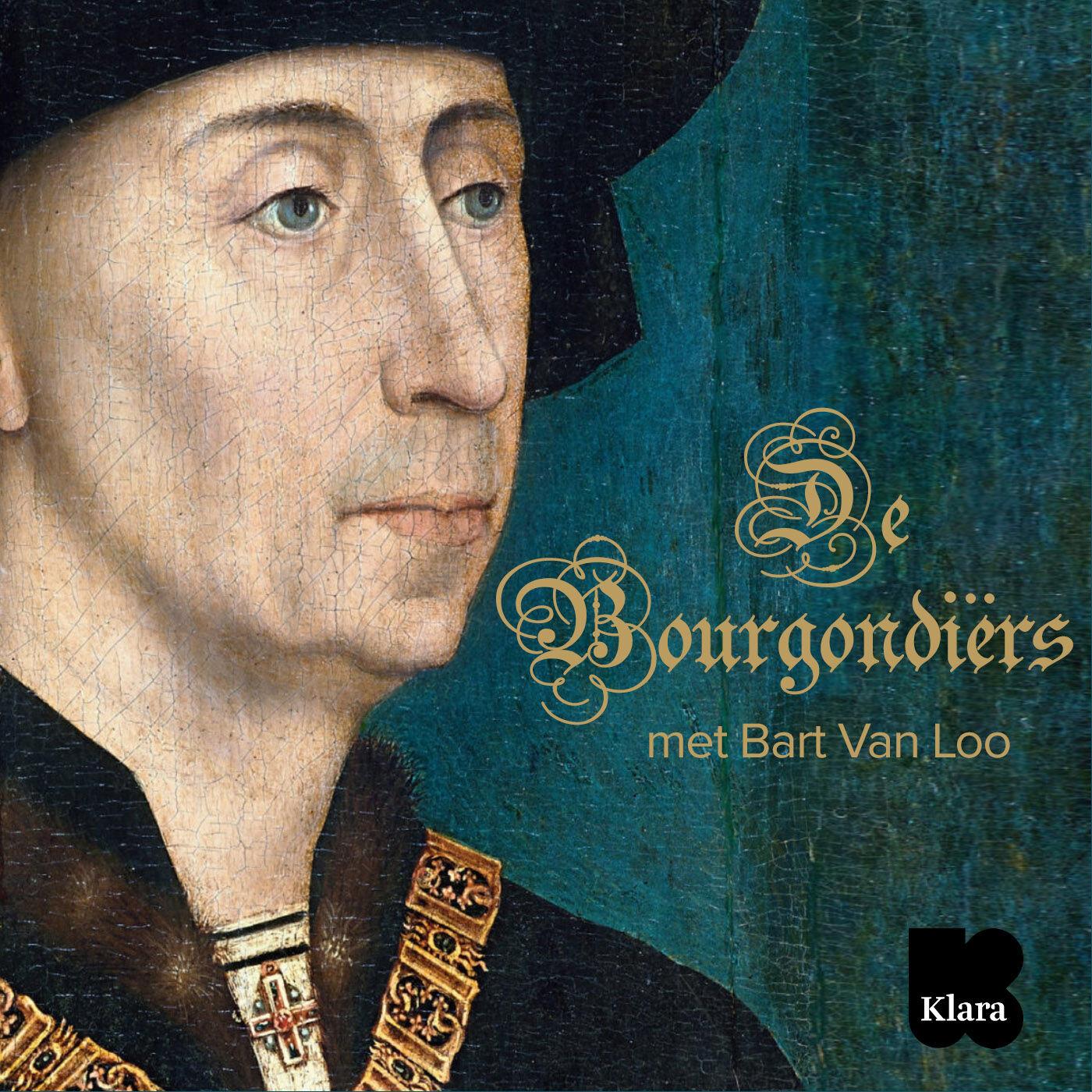De Bourgondiërs met Bart Van Loo logo